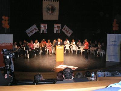 PRESENTACIÓN DE CANDIDATURA (Eduardo Fernández):