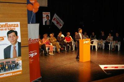 PRESENTACIÓN DE CANDIDATURA (Jaime González Arias):