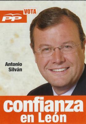 CARTEL DE ANTONIO SILVÁN: