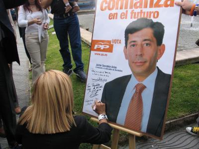 CARRASCO FIRMANDO: