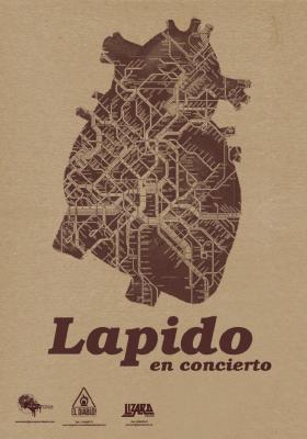 LAPIDO, EL MÚSICO DE LAS PALABRAS: