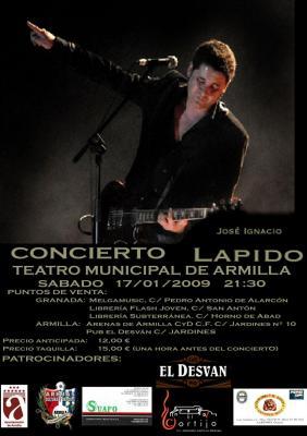 LAPIDO ACÚSTICO ARMILLA (17-01-2.009):