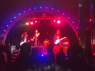 RAMBLIN BOY (UK): SALA LA VACA (PONFERRADA)