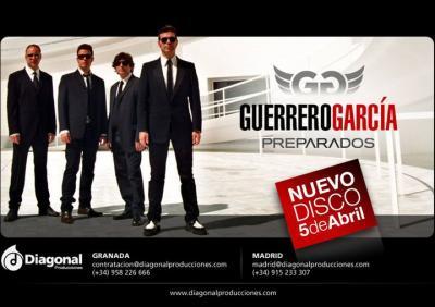 """GUERRERO GARCÍA """"PREPARADOS"""":"""
