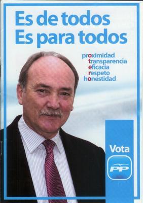 JOSÉ MANUEL OTERO MERAYO (CANDIDATO A LA ALCALDÍA DE BEMBIBRE):