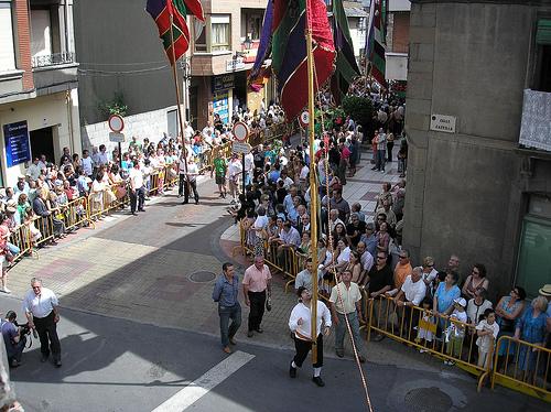 3) SALIDA DEL SANTO 2.008 (SUBIDA):